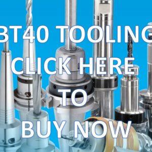 BT40 Tooling
